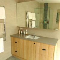bathroom post reno