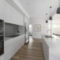 home renovation beaumaris new kitchen